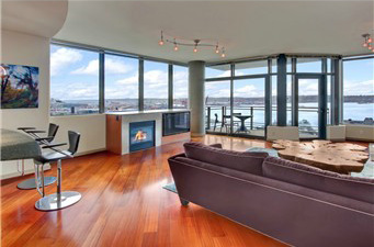 Downtown Seattle Luxury Condos For Sale  High Rise Apartments Seattle