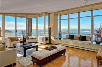 Seattle High Rise Apartments Mesmerizing Downtown Seattle Luxury Condos For  Sale Inspiration